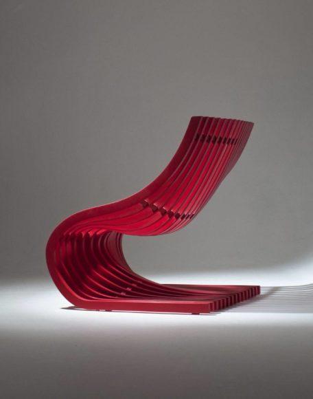 Καρέκλα Double Section της Piegatto.