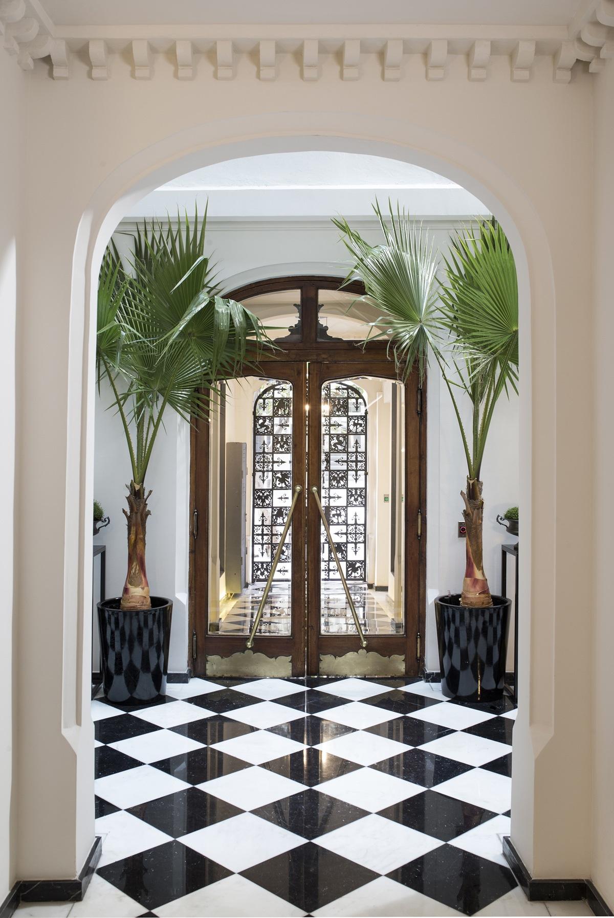 Ξενοδοχείο Magnolia το μοντέρνο συναντά το κλασσικό.