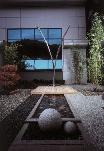 Ντουζιέρα εξωτερικού χώρου Art. 463 της Newform.