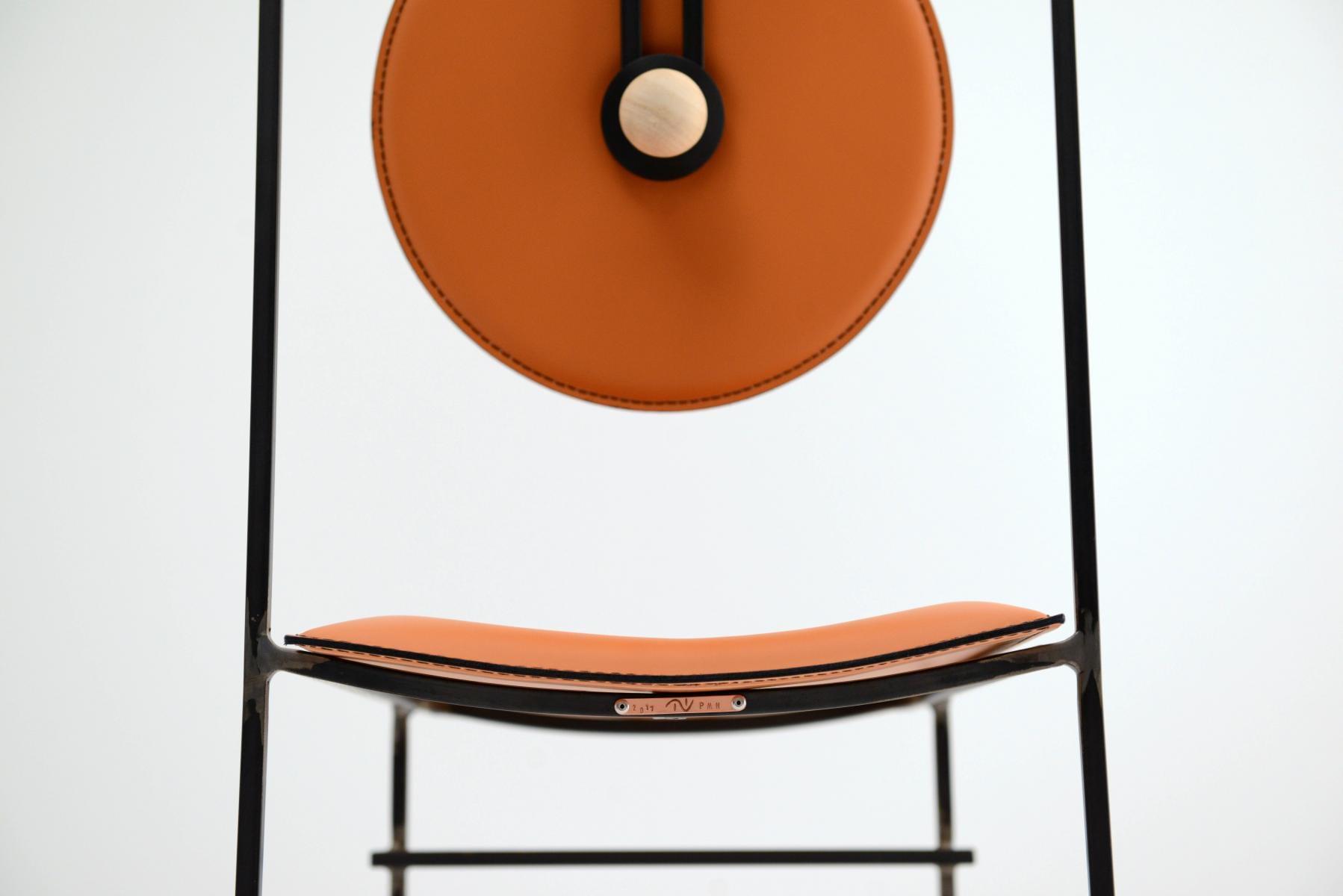 Depostura Dinning Chair by Mario Milana.