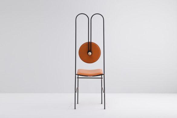Depostura Dinning Chair by Mario Milana