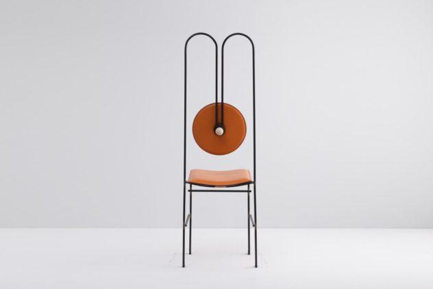 Depostura Dinning Chair by Mario Milana (4)