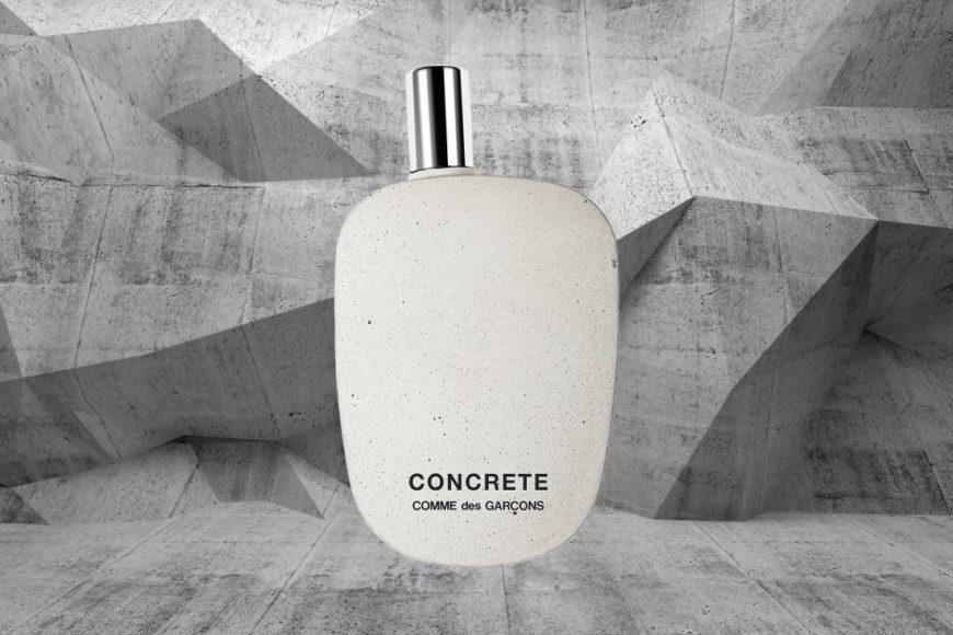 Άρωμα Τσιμέντου: Comme des Garçons Concrete.