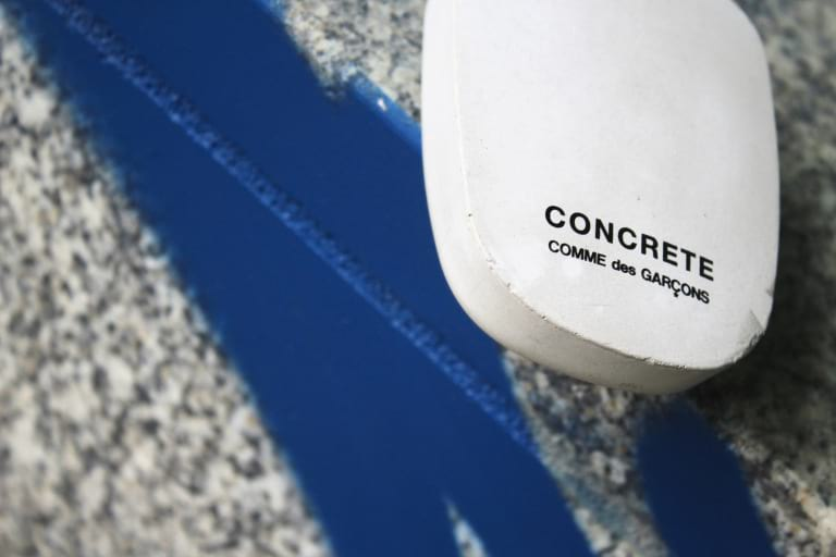 Comme Des Gar 231 Ons Concrete Fragrance Design Is This