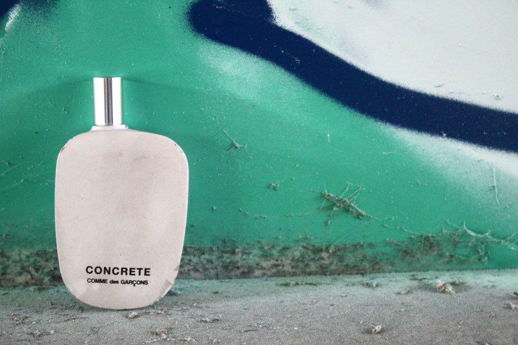 Comme des Garçons Concrete Fragrance.