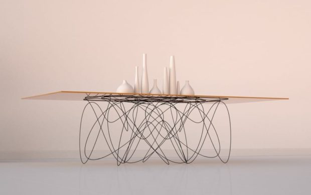 Quantum Table by Jason Phillips
