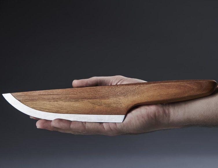 Ξύλινο μαχαίρι κουζίνας SKID.
