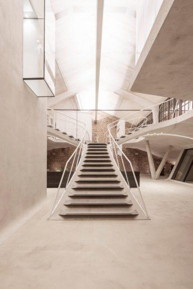 Διαμέρισμα Loft Panzerhalle στην Αυστρία.