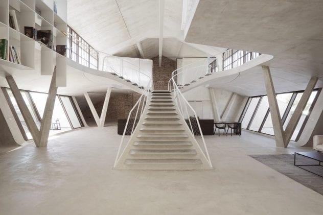 Loft Panzerhalle by Smartvoll Austria