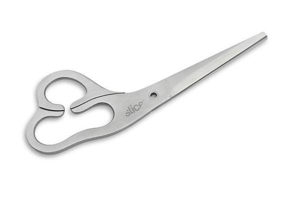 Karim Rashid Slice Sculptural Scissors