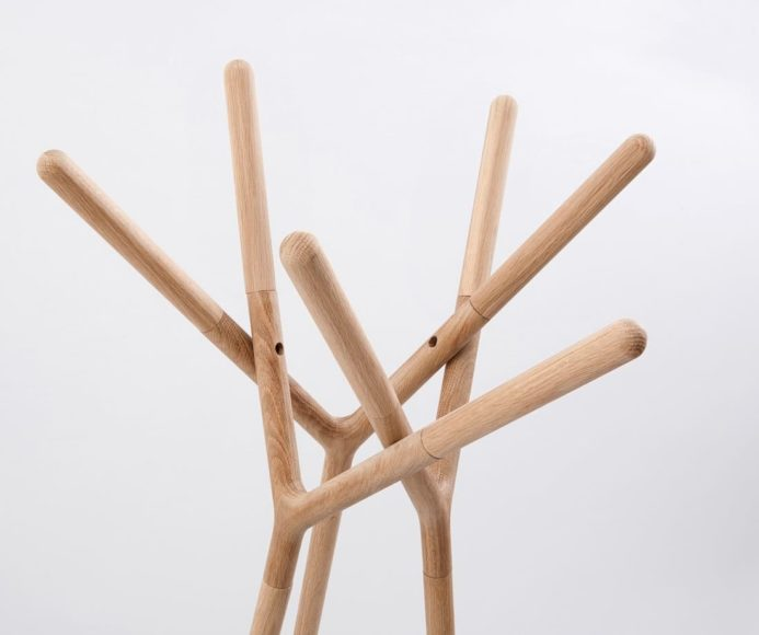 Game of Trust Coat Hanger by Yiannis Ghikas for Miniforms.