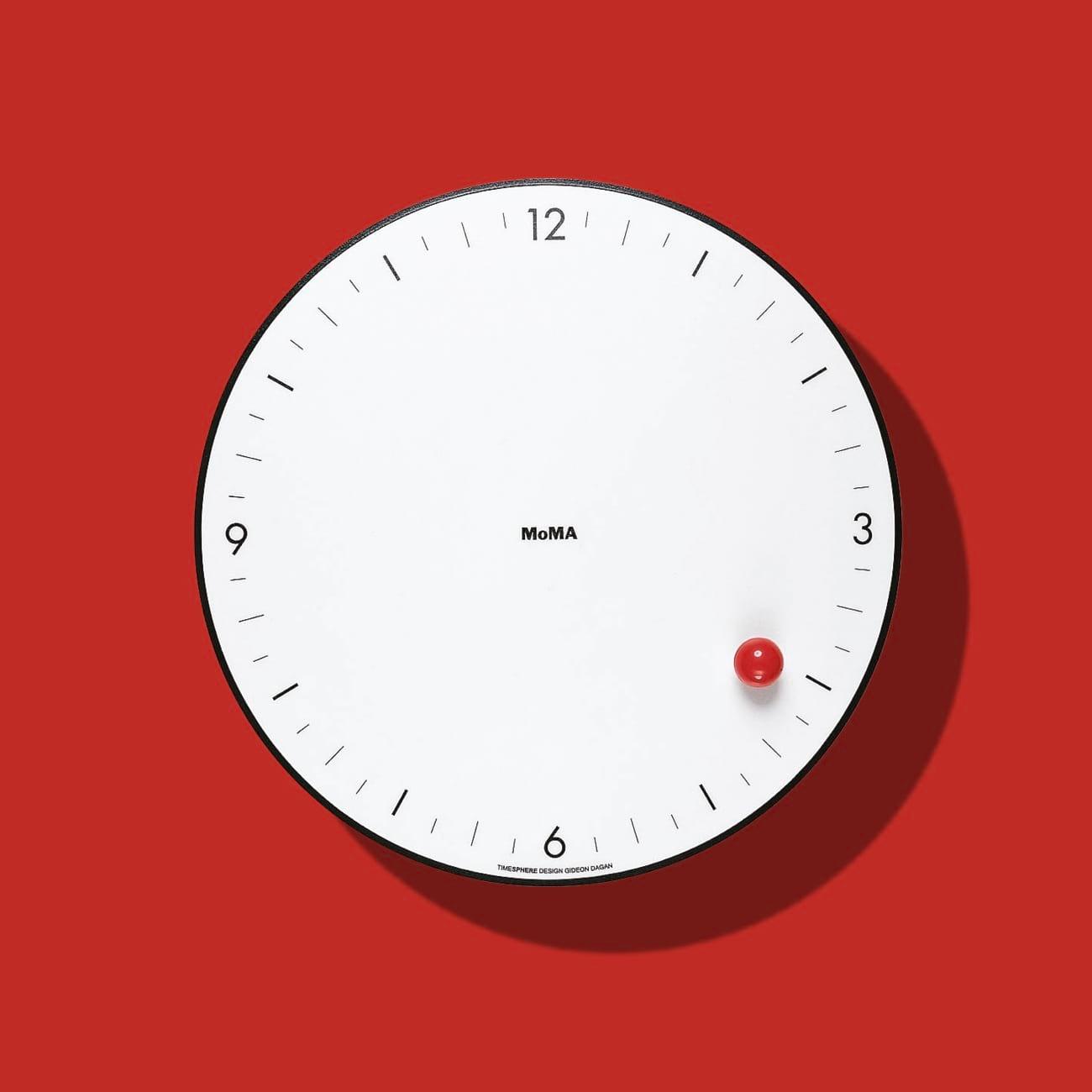 Διακοσμητικό Ρολόι Τοίχου Timesphere