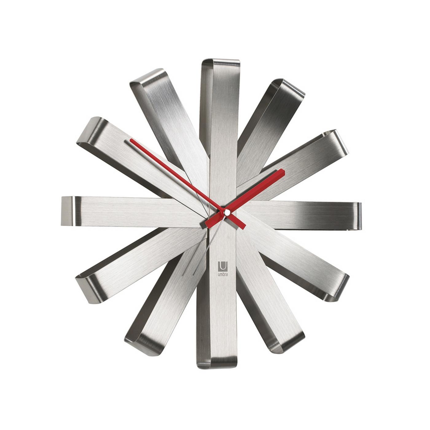 Διακοσμητικό Ρολόι Τοίχου Ribbon