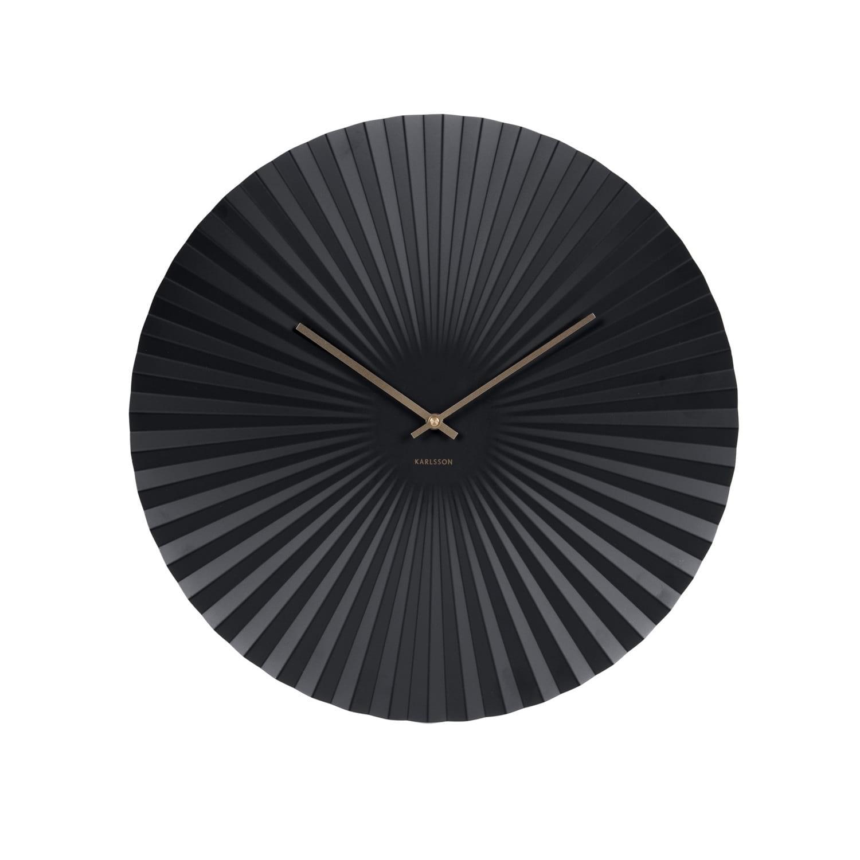 Διακοσμητικό Ρολόι Τοίχου Sensu Steel
