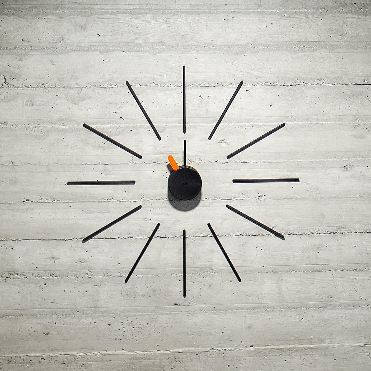 Διακοσμητικό Ρολόι Τοίχου Urchin