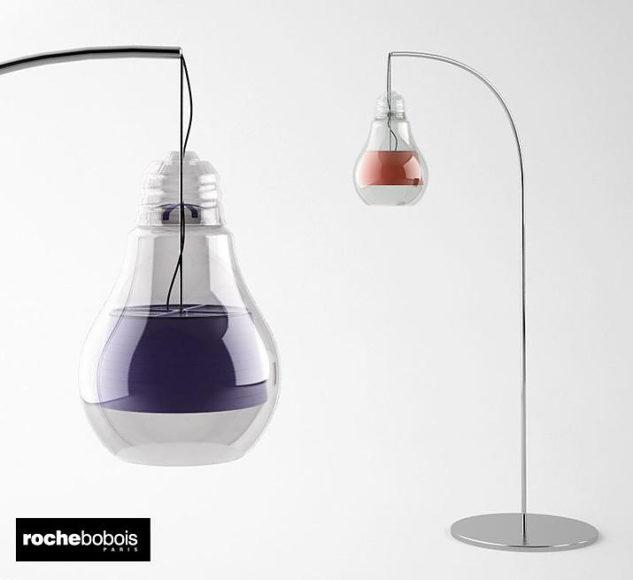 Φωτιστικό Tin Lamp από τον Yar Rassadin.