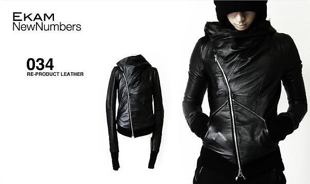 Ekam Leather Jackets by Kanya Miki