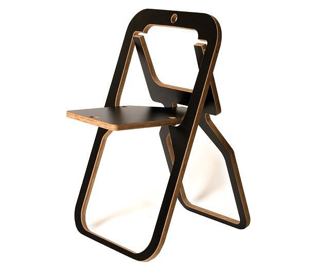 Αναδιπλούμενη καρέκλα Desile του Christian Desile.
