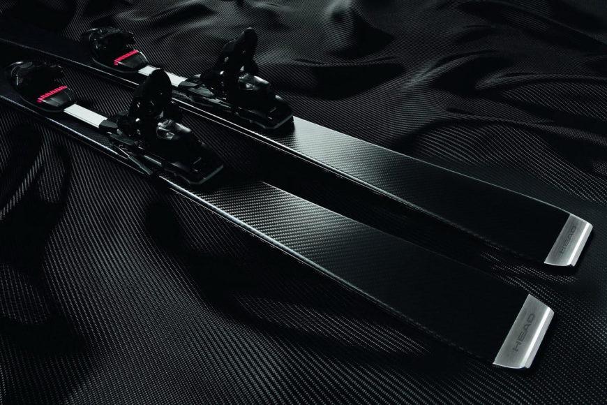 Πέδιλα σκι από Carbon Fiber της Audi.