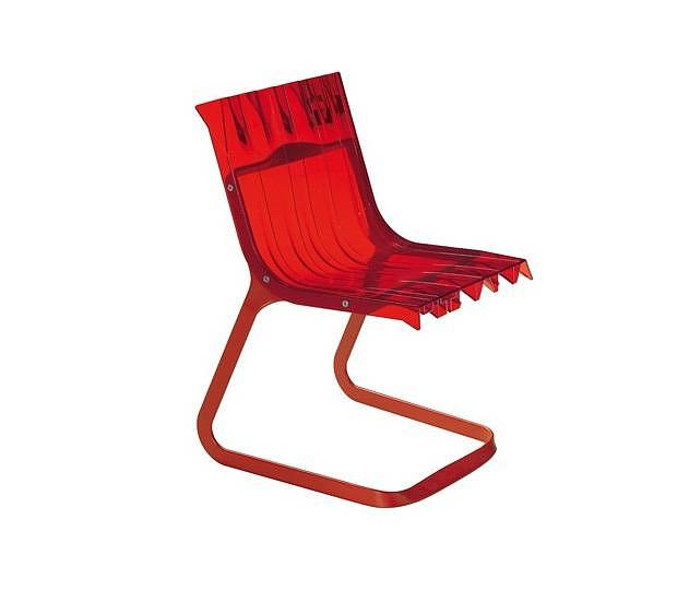 Καρέκλα ABARTH από τον Fabio Novembre.