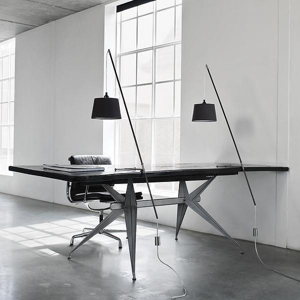 Frandsen Design Cliffhanger Table Lamp.