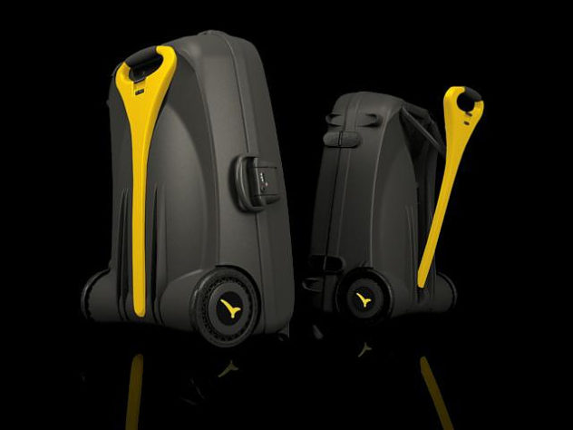 Live Luggage Motorized Suitcase