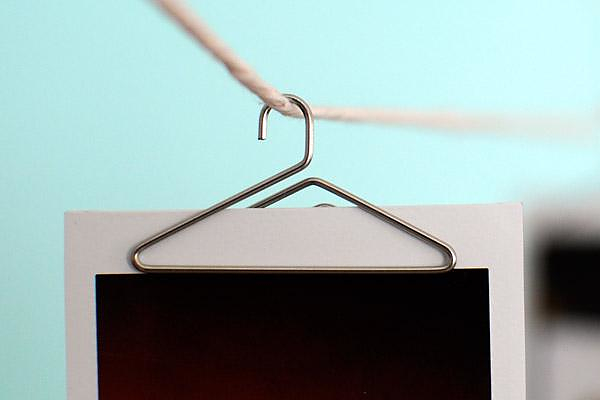 Photo Hangers by Juta Kan for Plus-D.