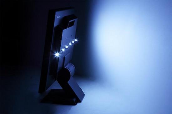 Σύστημα φωτισμού οθόνης Antec Halo 6 LED.