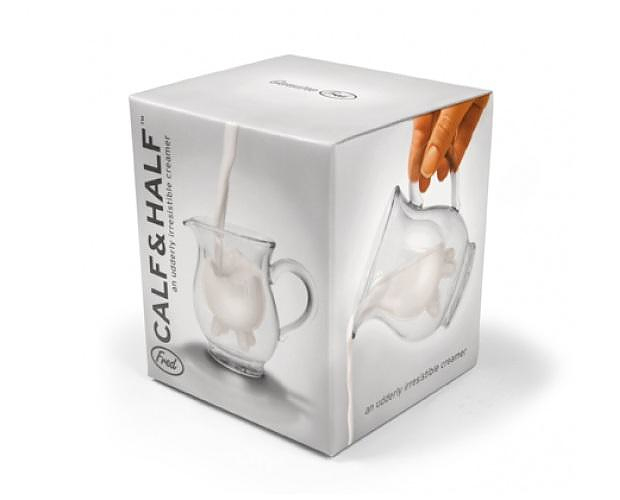 Calf and Half Creamer Pitcher by Fred and Friends.