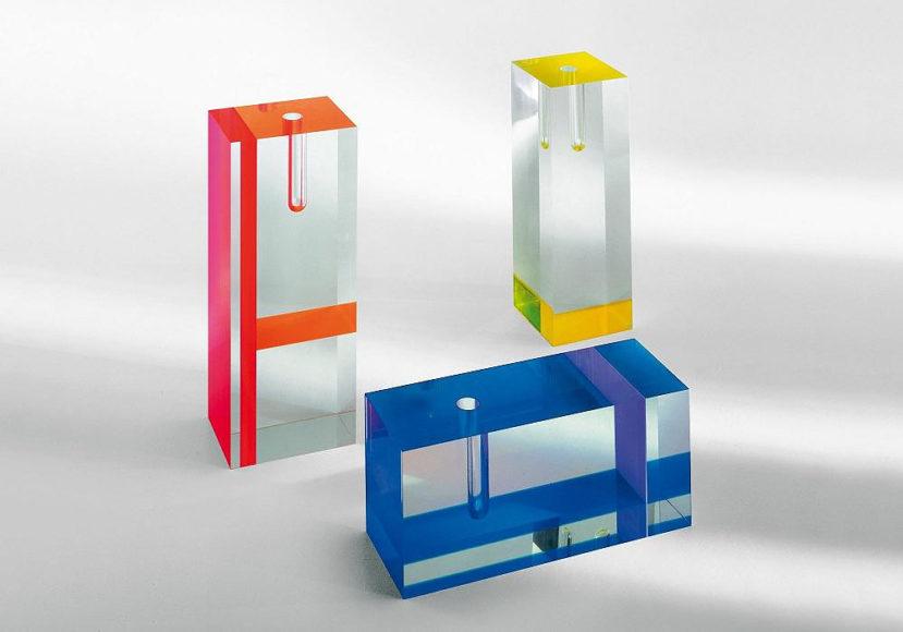 Progetto Oggetto Vases by Tomoko Mizu for Cappellini.