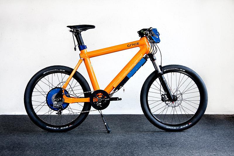 Grace One E-bike with F1 technology.