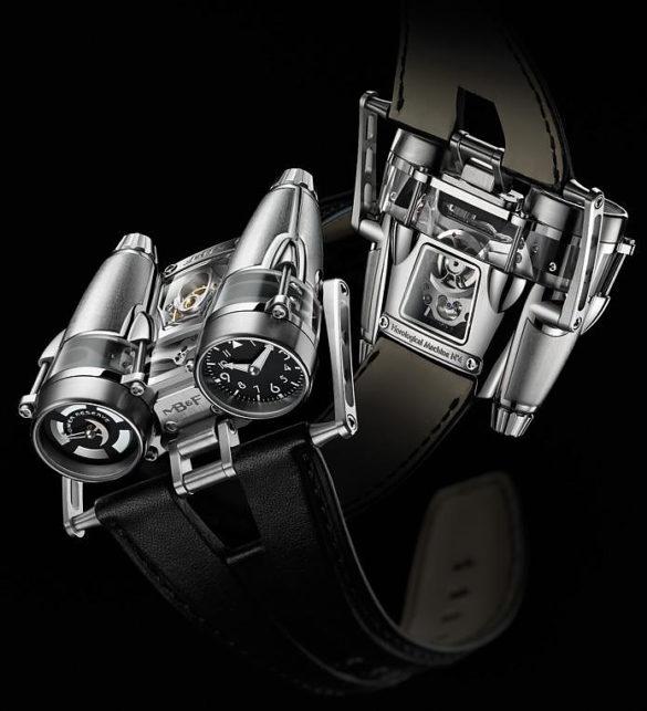 HM4 Thunderbolt Wristwatch Mb&f