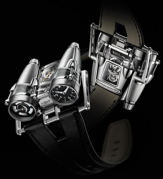 HM4 Thunderbolt Wrist Watch