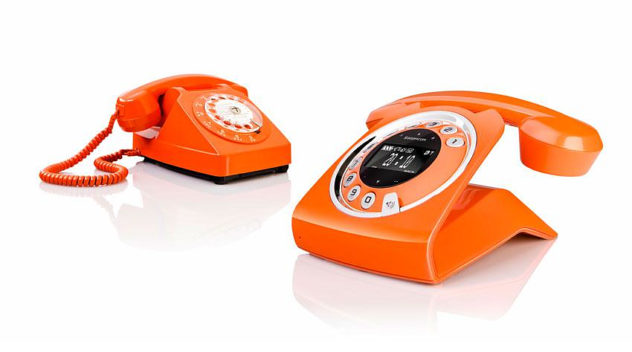 Sagemcom Sixty Retro Modern Telephone