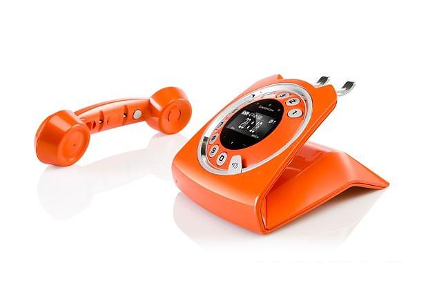 Ρετρό – Μοντέρνο τηλέφωνο Sixty της Sagemcom.