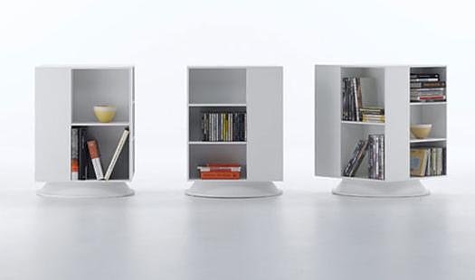 Πολυχρηστικό Έπιπλο Media Box του James Irvine για την MDF Italia.