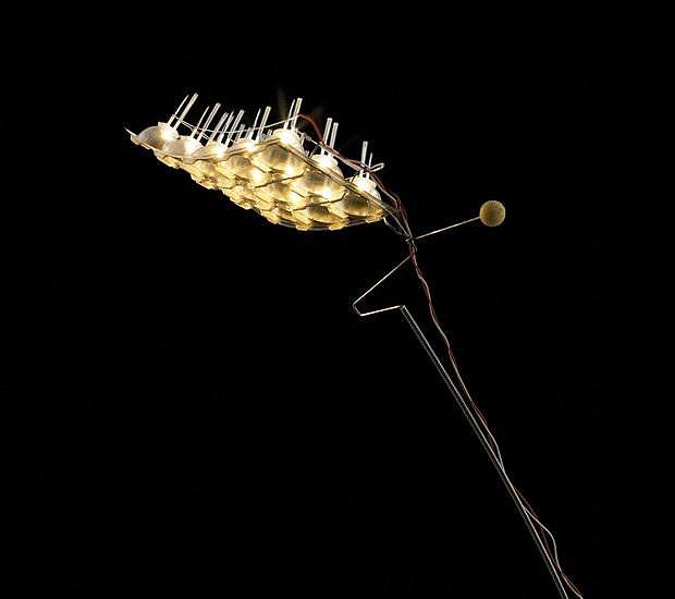 Ingo Maurer Mister Blister Lamp