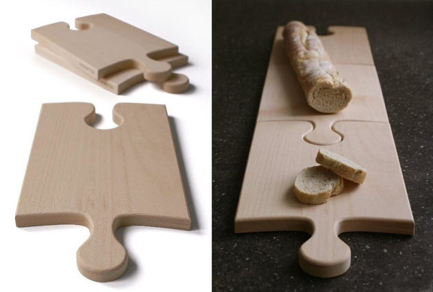 OOOMS Puzzleboard Chopping Board