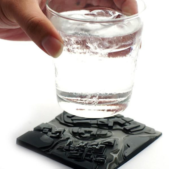 Flowing City Coaster by Megawing.