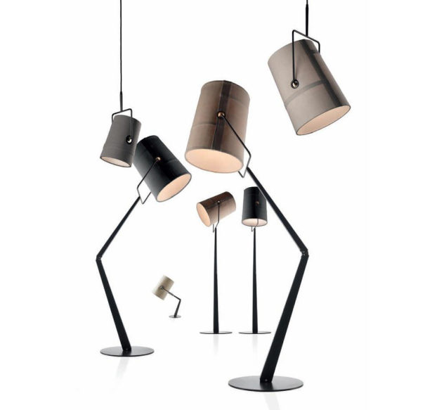 Fascarini-Diesel Fork Lamp