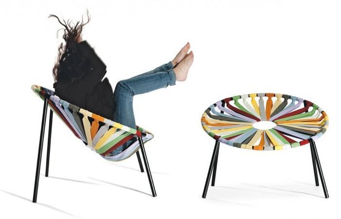 Lastika Chair by Velichko Velikov for LAGO