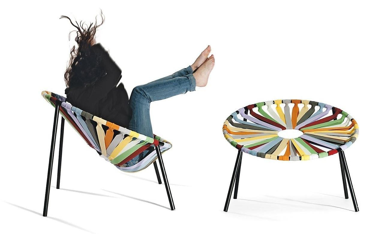 Lastika chair by velichko velikov for lago design is this for Lago furniture