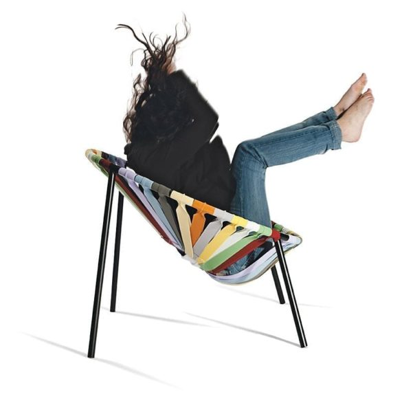 Κάθισμα Lastika Chair από τον Velichko Velikov.