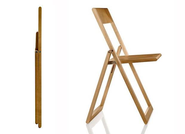 Magis Aviva Folding Chair by Marc Berthier.