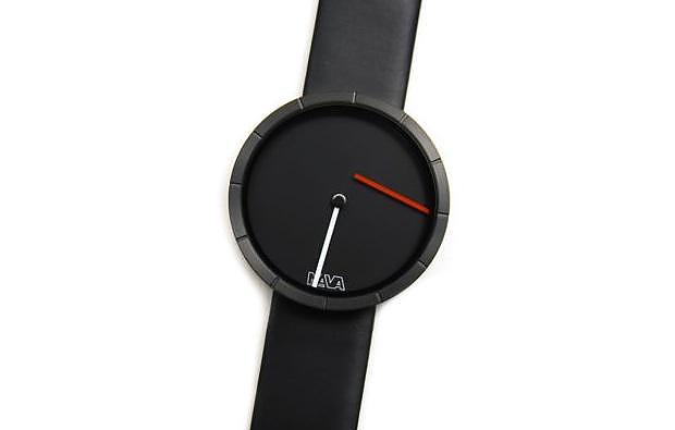 Tempo Libero Wrist Watch by Denis Guidone for Nava Design.