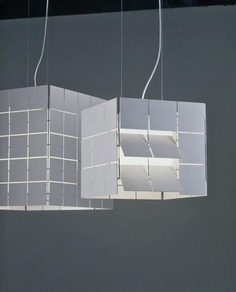 Φωτιστικό Cubrik από τον Antoni Arola Ferrer για την Santa & Cole.