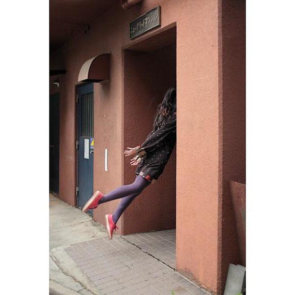 Natsumi Hayashi το ιπτάμενο κορίτσι του Τόκυο.