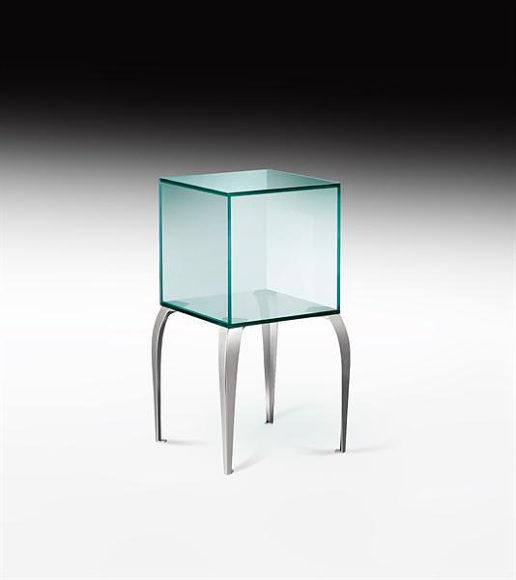 Βιτρίνες Gelly του Philippe Starck για την FIAM Italia.