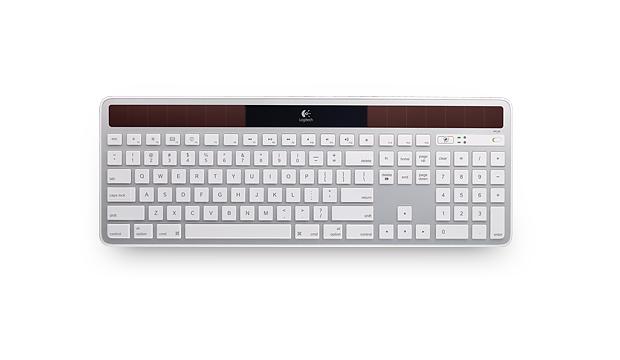 Ηλιακό πληκτρολόγιο Logitech K750 Solar Keyboard.