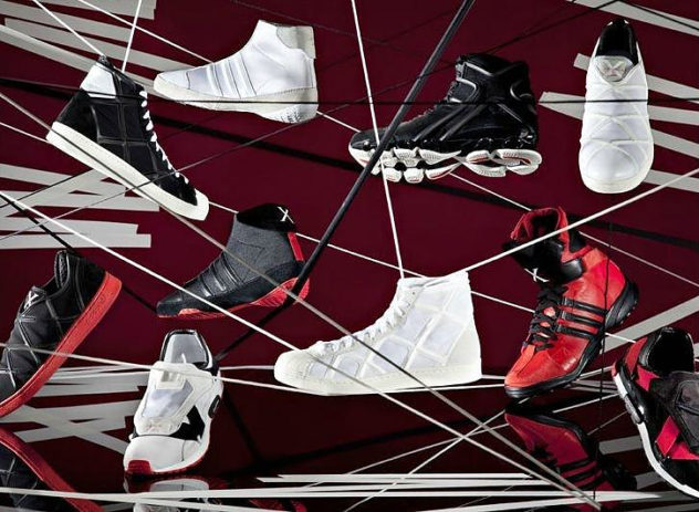 Y-3 Fall Winter 2011 X Anniversary Collection